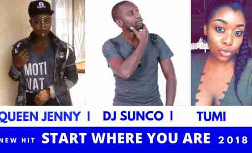 Dj Sunco Start Where You Are ft. Queen Jenny & Tumi mp3 download