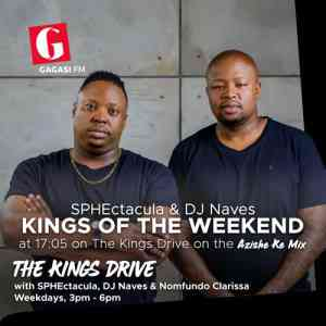 SPHEctacula & DJ Naves Kings Of The Weekend House Mix November 2018 mp3 download