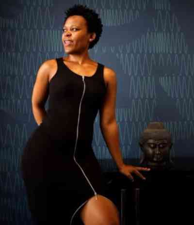 Watch As Zodwa Wabantu Extends Love To Kids