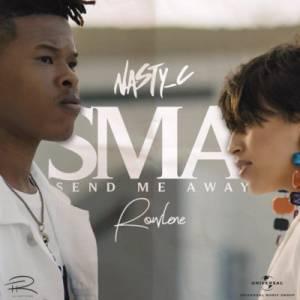 Nasty C SMA (Send Me Away) Ft. Rowlene mp3 download free datafilehost full music audio song fakaza hiphopza flexyjam afro house king zamusic feat 2019 strings and bling
