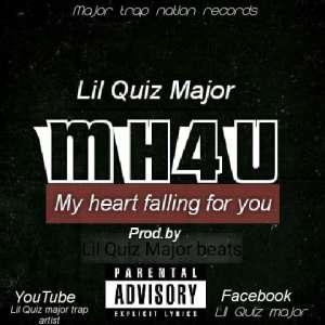 Lil Quiz Major My Heart Falling For You (MHFU) mp3 download free datafilehost 2019 love song music audio fakaza hiphopza