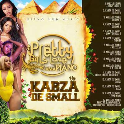 Kabza De Small – Dubane 2 amapiano mp3 download