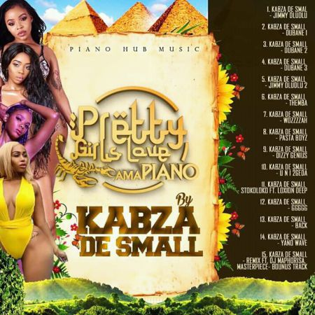 Kabza De Small – Pretty Girls Love Amapiano (EP) mp3 zip download