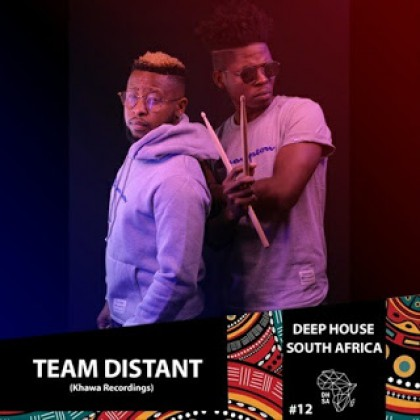 Team Distant - DHSA Podcast 012 mix mp3 download