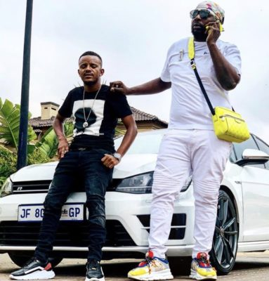Kabza De Small & DJ Maphorisa – Feel Me mp3 download