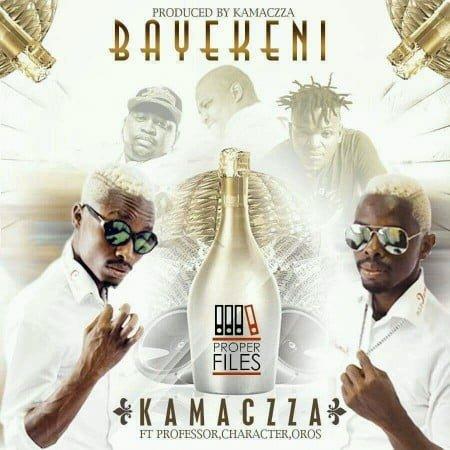 KamaCzza – Bayekeni ft. Professor, Character & Oros mp3 download